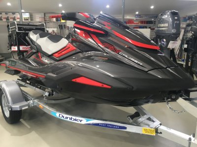 Yamaha FX Cruiser SVHO DEMONSTRATOR