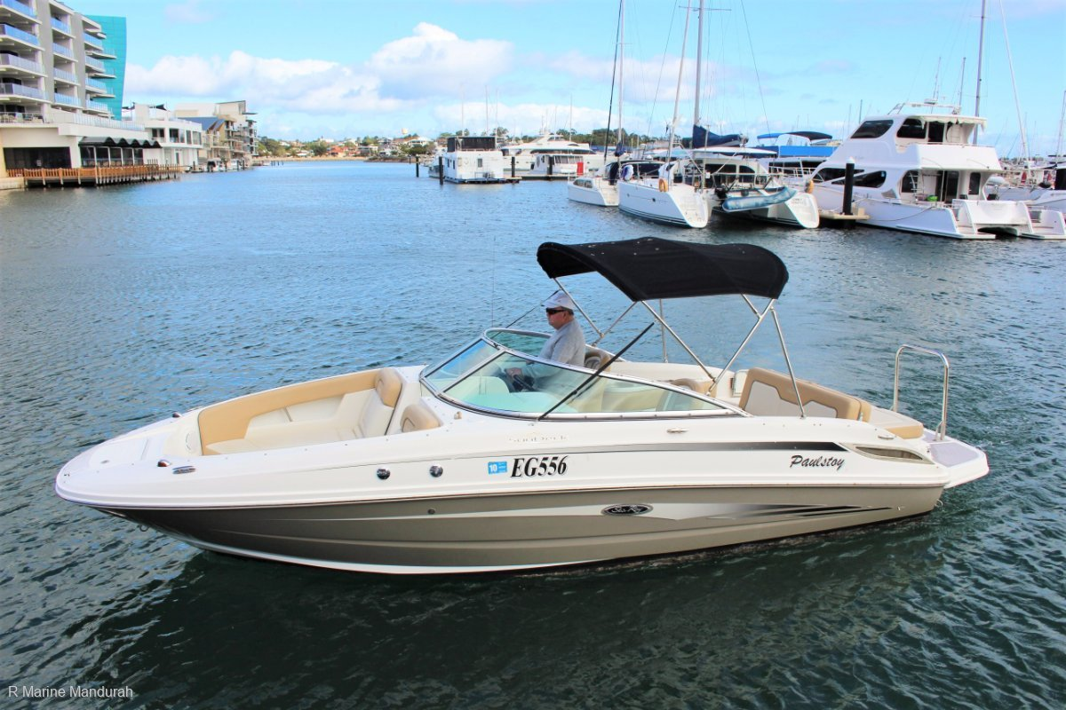 Sea Ray 240 Sundeck *** MUST SELL*** $49,900 ***