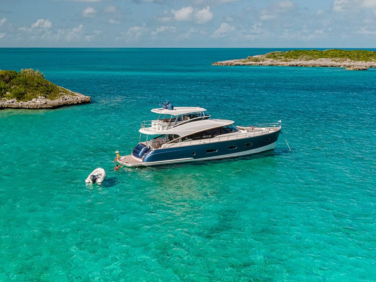 New Belize 66 Daybridge For Sale Boats For Sale Yachthub