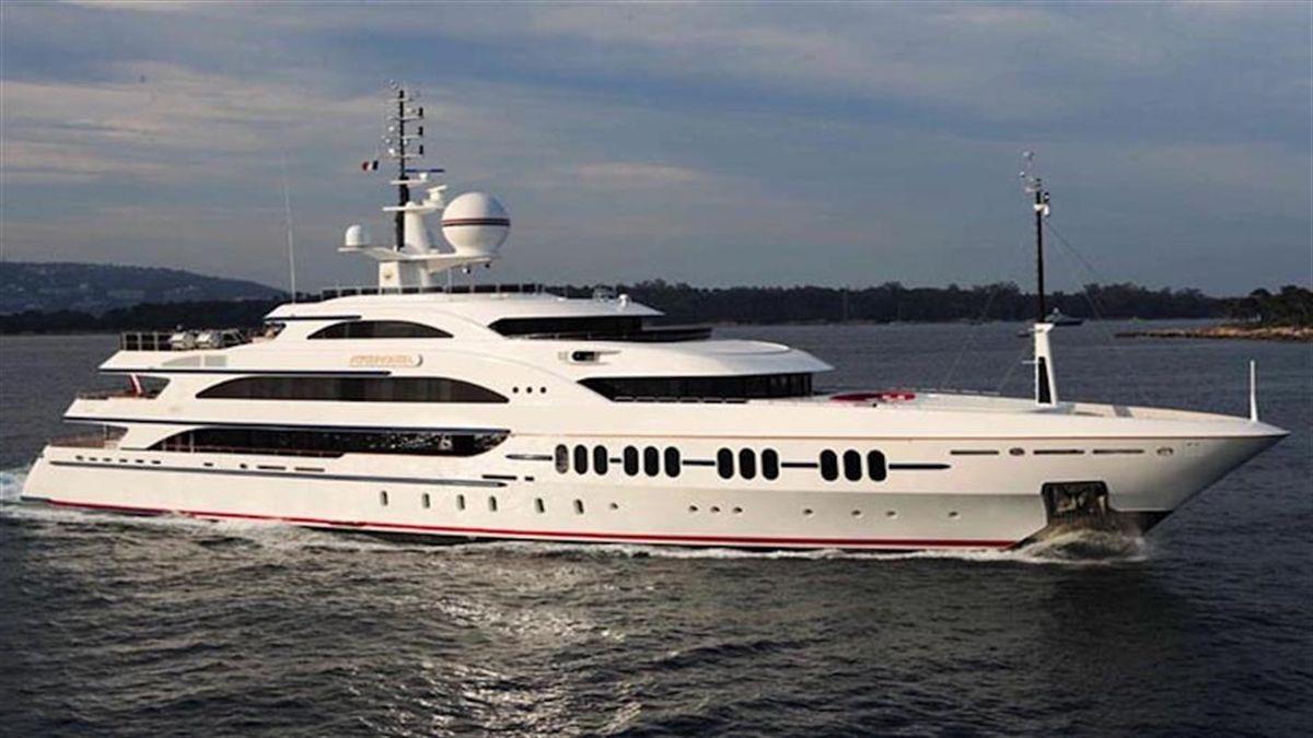 Benetti 65M Azipod Superyacht