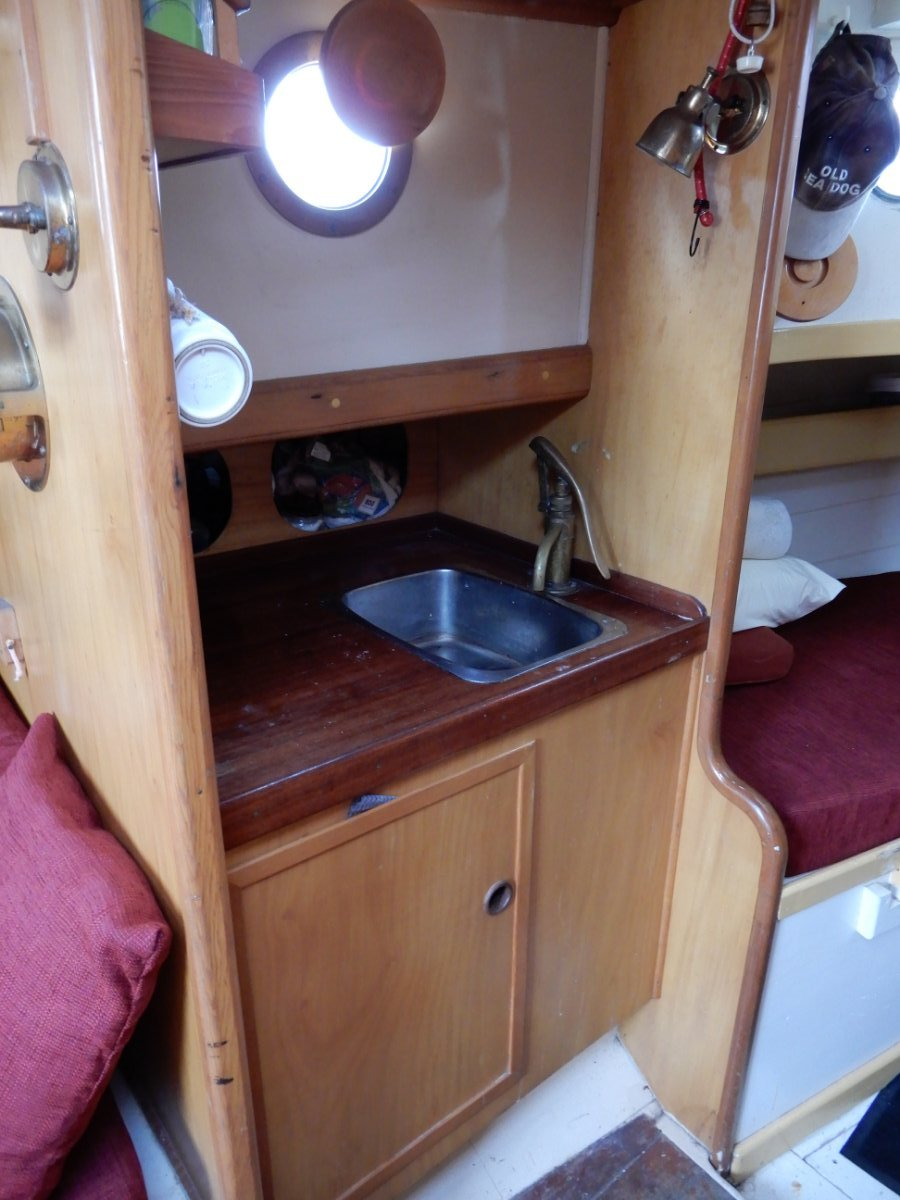 Couta Boat HUGE PRICE REDUCTION, SERIOUS CRUISING BOAT!