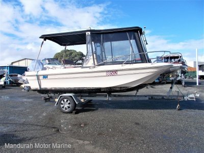 Aussie Whaler 550 Profish - Outstanding Value!