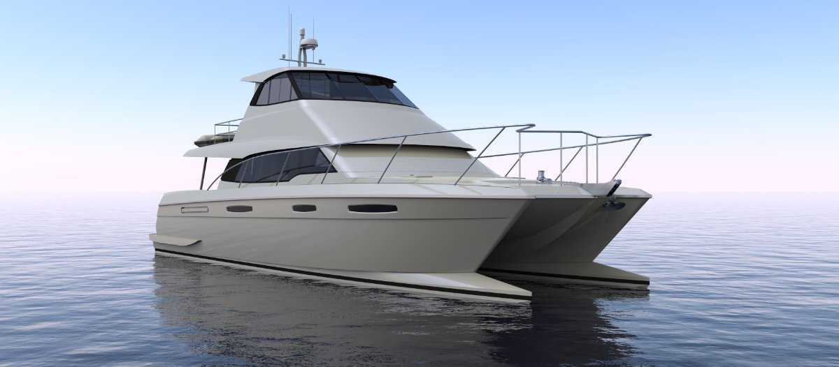 MEC Yachts 17m Luxury Power Catamaran