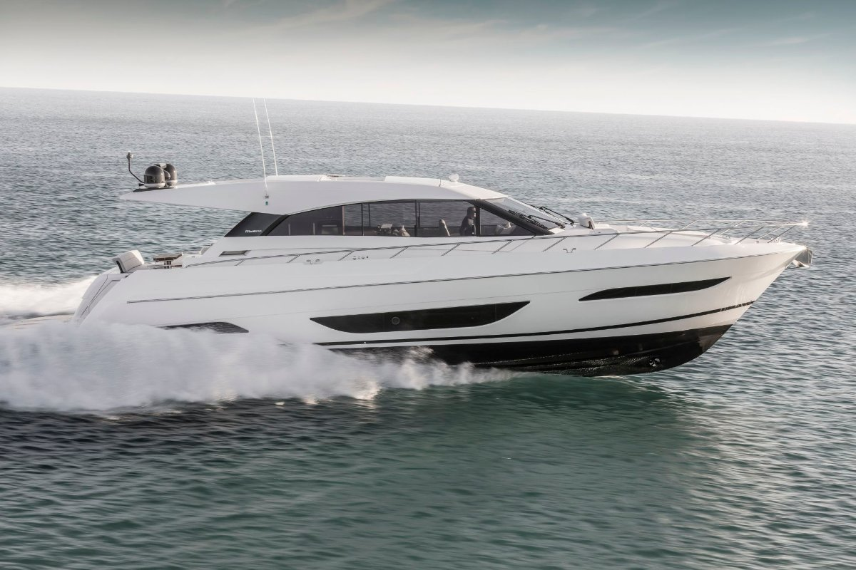 Maritimo X60 Available for Immediate Delivery