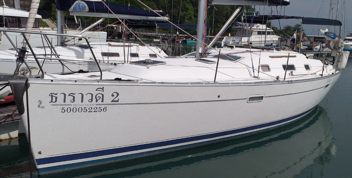 Beneteau Oceanis 343 Well Equipped and Readd to Go