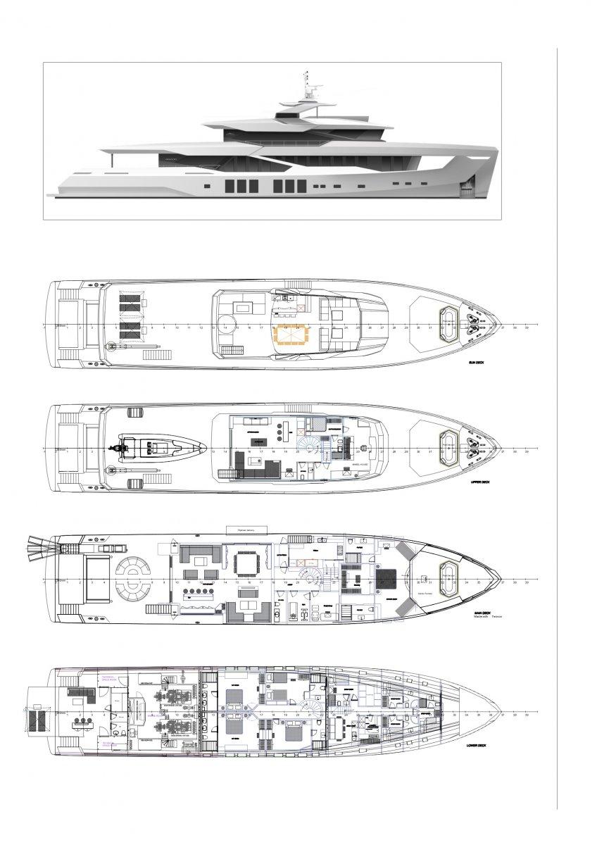 Numarine 45XP