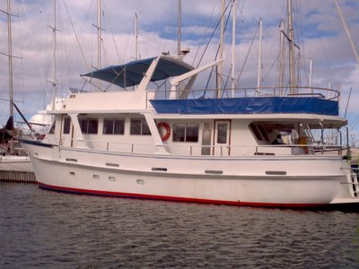 Liveaboard, Charter, Fishing Cruiser