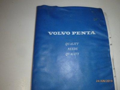Volvo Penta Diesel Workshop and Owners Manual