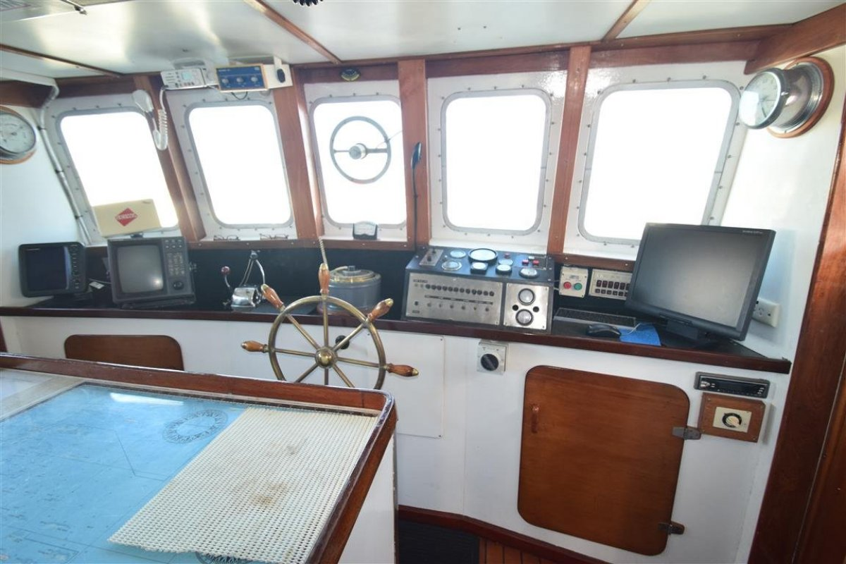 Charter Fishing Vessel