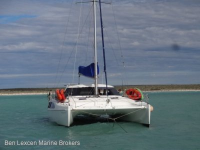 Seawind 1160 -2007 CATAMARAN - 1/3 SHARE