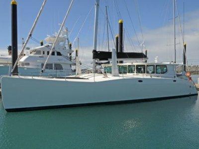 Custom 2018 Sailing Catamaran