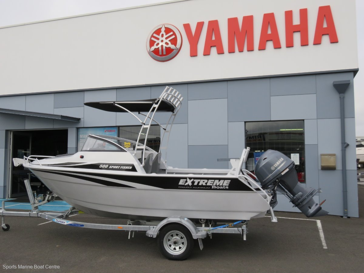 Extreme 500 Sport Fisher