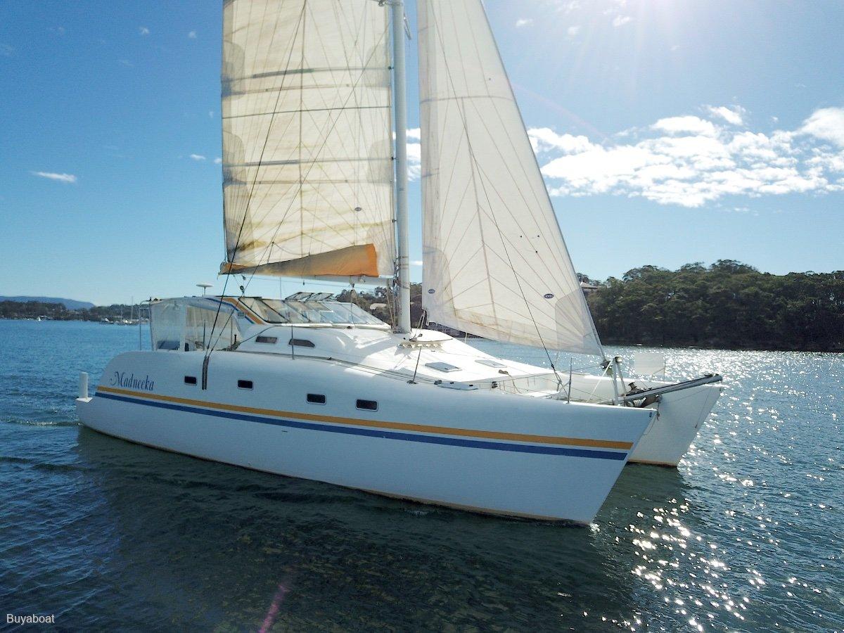 Malcolm Tennant 46 Catamaran 14M