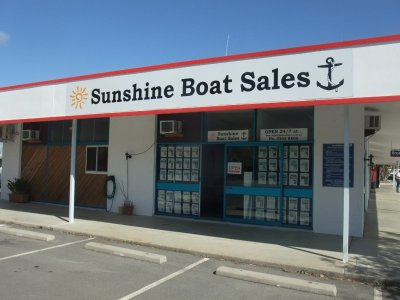 Boat Sales Business