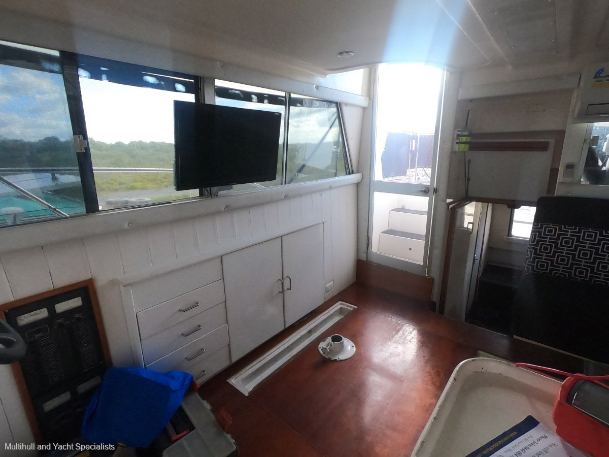 Mariner 3500 Aft Cabin