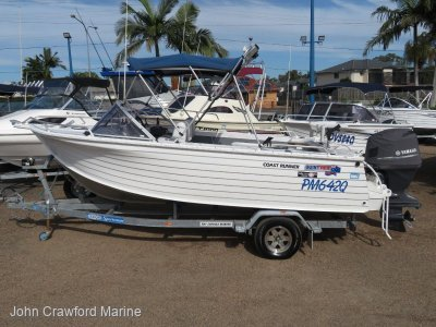 Quintrex 540 Coast Runner