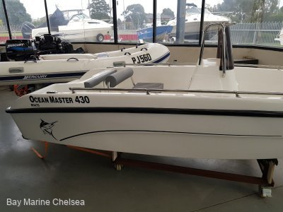 Ocean Master 430 Chase ON THE WATER FOR UNDER 20K ONE ONLY