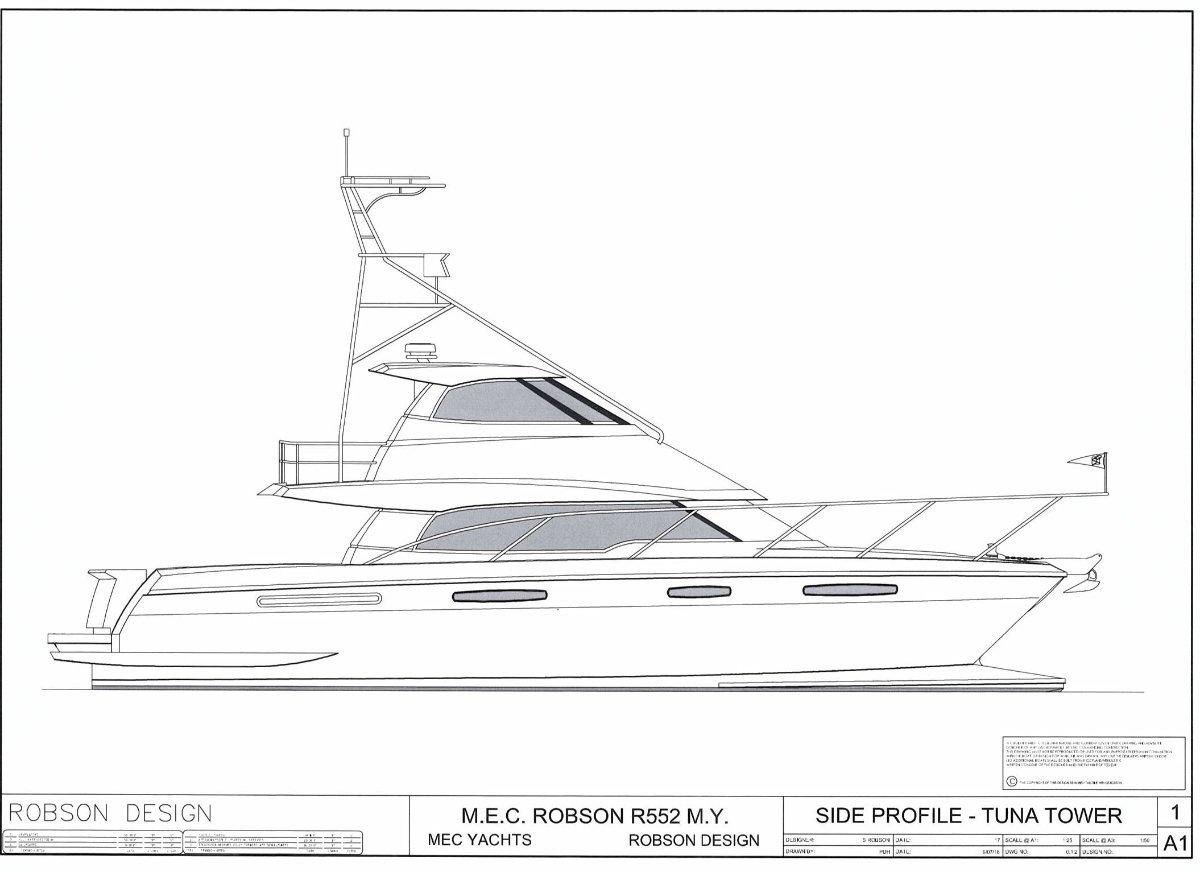 MEC Yachts 17m Sport Fisher