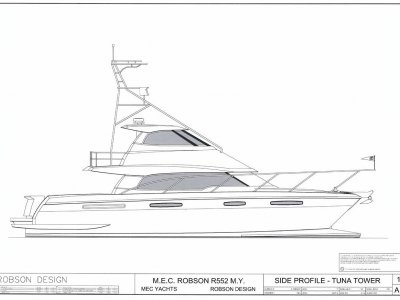 MEC Yachts 17m Sport Fisher