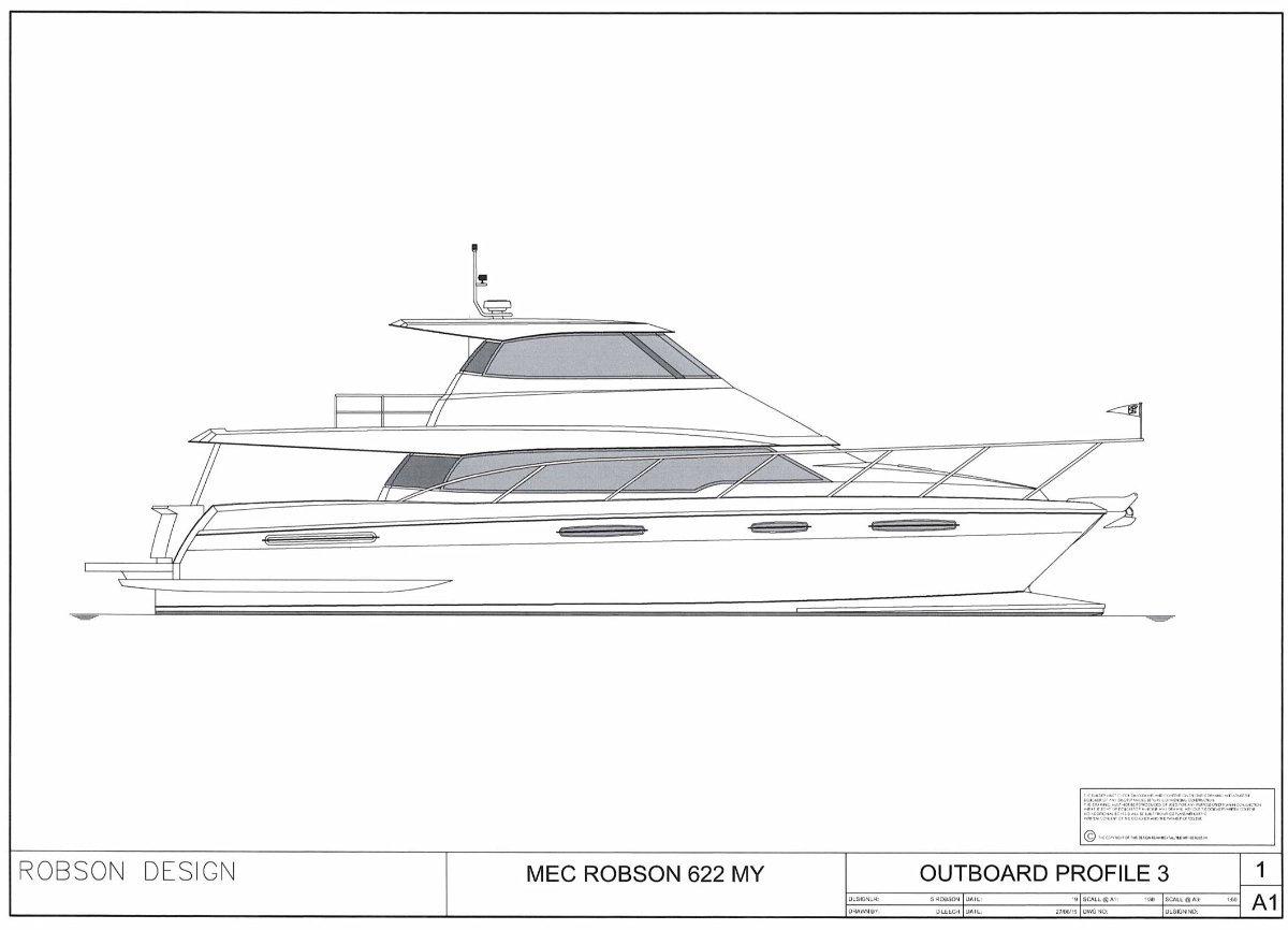 MEC Yachts 19 Luxury Power Catamaran