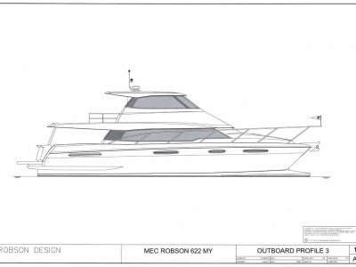 MEC Yachts 19 Luxury Power Catamaran