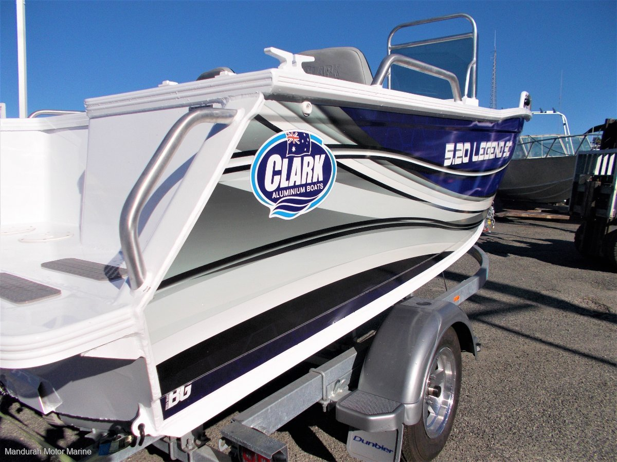 New Clark 520 Legend PRICE DEMOLITION!!! 150hp!!!