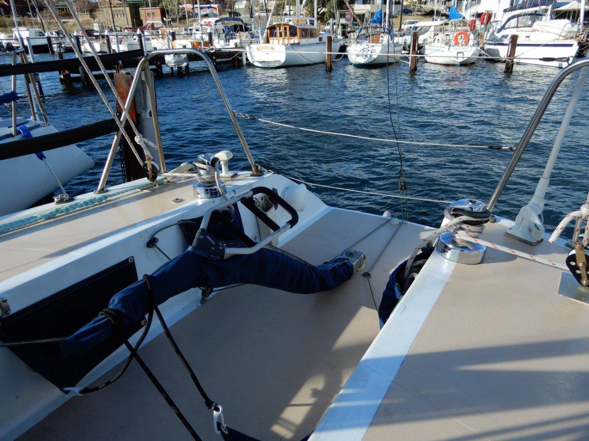 Dubois 31ft 6 Performance Cruiser/Club Racer, Great Cond