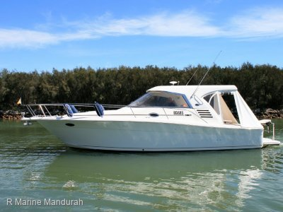 Sea Ray 375 Amberjack *** HARDTOP, DIESEL, SHAFT***POA***