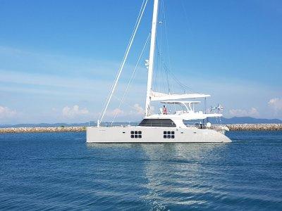 Sunreef Yachts 60 Loft Sailing Cat