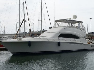 Bertram 570 Convertible