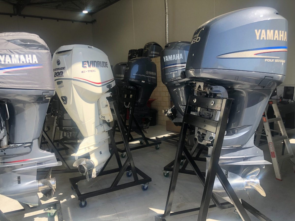 Secondhand Four Stroke/ Two Stroke Outboards for Sale | Boat