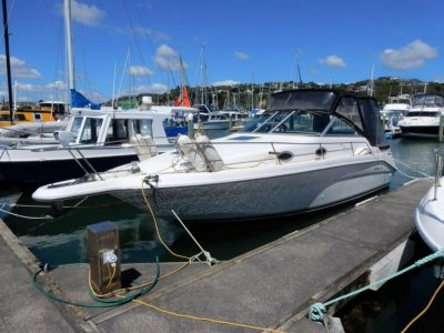 Sea Ray 270 Sundancer Complete with Trailer