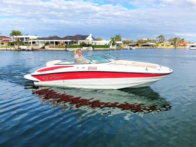 Crownline 220 EX *** A CANAL FAVOURITE *** $37,500 ***