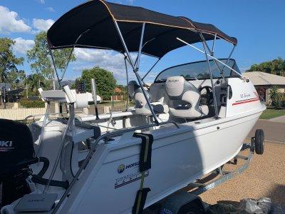 Horizon Aluminium Boats 525 Scorpion ***Suit New Buyer***