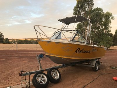 Westerberg 550 Runabout
