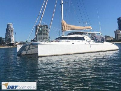 Ocean Catamarans 48.8