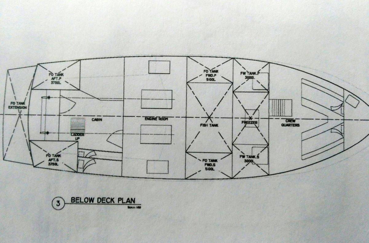 2002 STEEL LONG LINER
