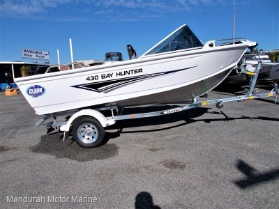Clark 430 Bay Hunter