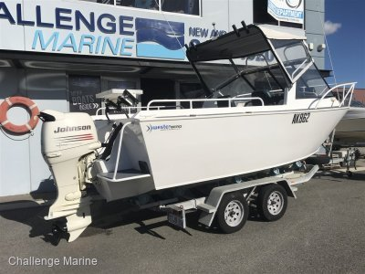 Westerberg 600 Runabout