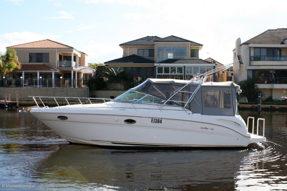 Sea Ray 290 Amberjack ***ALL BASES COVERED*** $59,990 ***