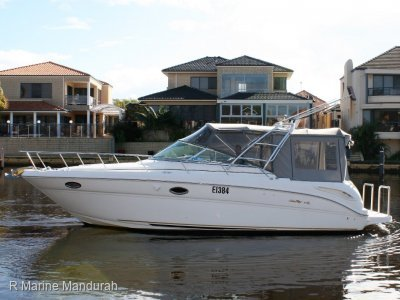 Sea Ray 290 Amberjack ***ALL BASES COVERED*** $59,990 ***