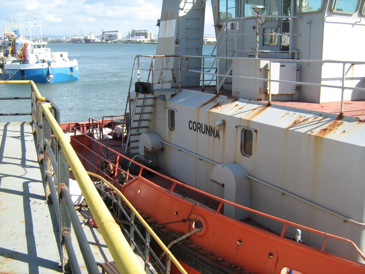 Coastal Tug
