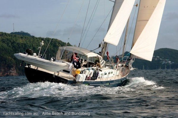 Beneteau 57 Exceeds the aspirations of some semi-custom yards