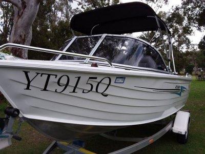 Stacer 429 Seaway Suit New Boat Buyer