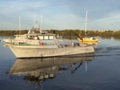 GBB Aluminium Fishing Boat **Under Contract**
