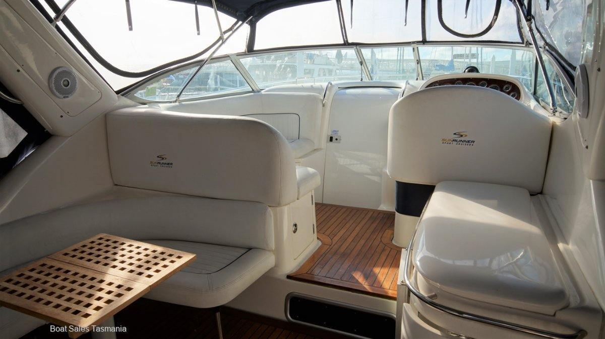 "Sunrunner 3700LE ""Sea Salt"""