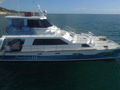 Crowther Catamaran Whale Watch Boat & Business For Sale