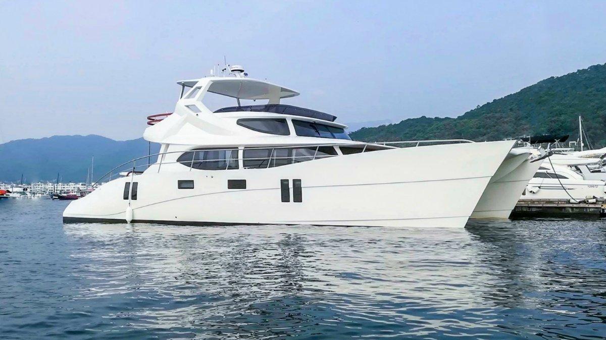 Granocean Explorer 55