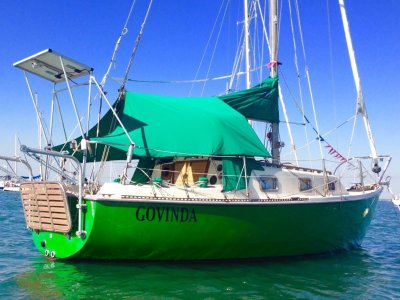 Reinell 26 Sloop Reinell 26' Sloop mooring available