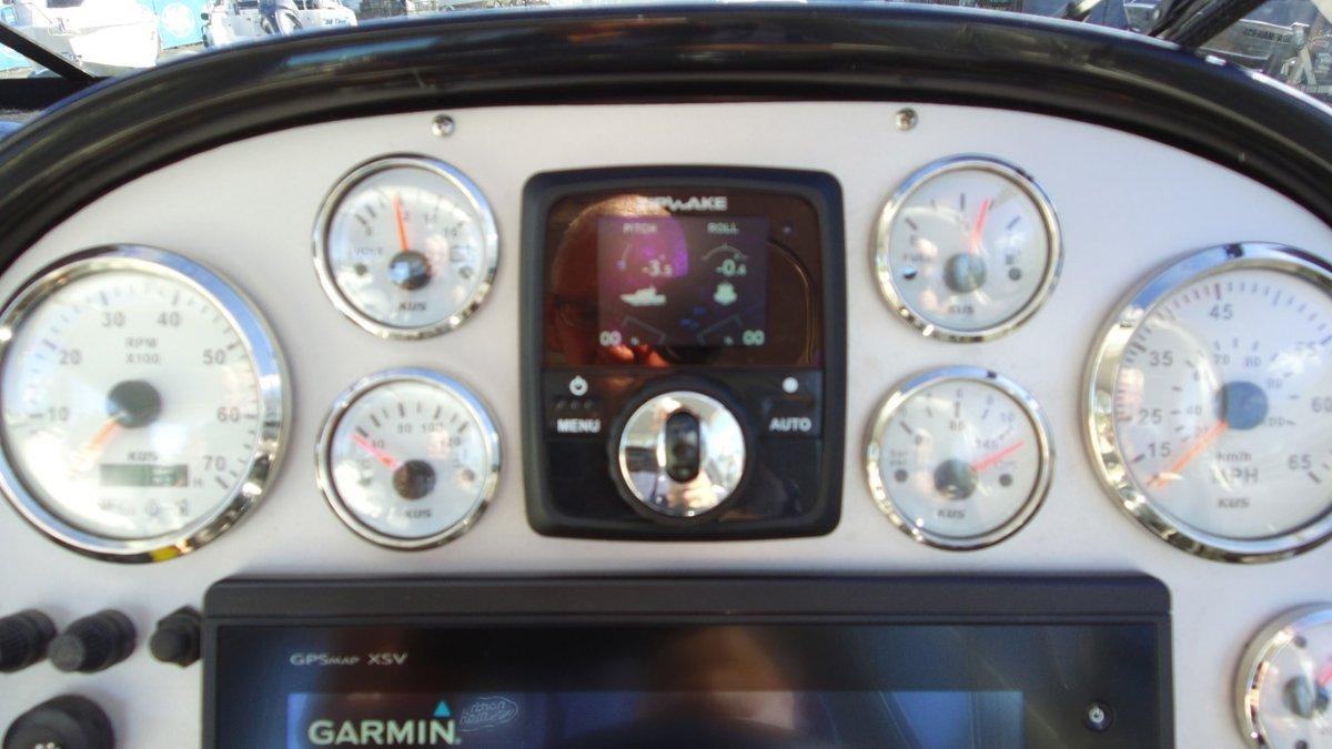Whittley CR 2380 + Volvo 240hp